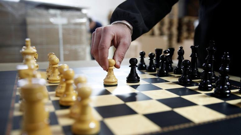 TV5 Monde: даже шахматисты оказались лишены российского гимна и флага