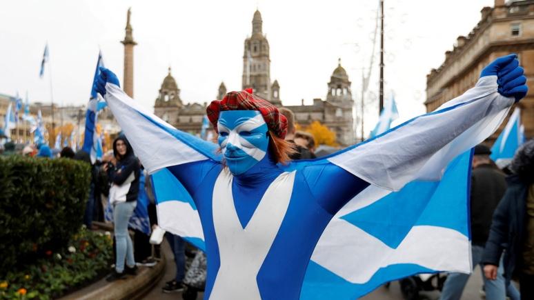 CNN: если Шотландия отделится, в ЕС ей будут рады