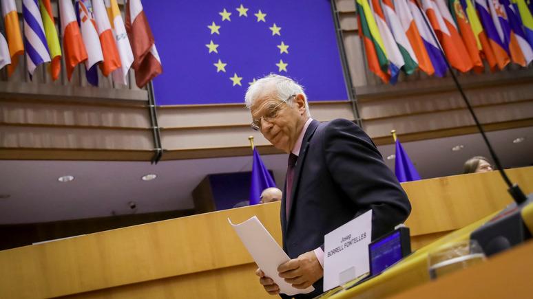 Польский эксперт: заботу со стороны ЕС Москва воспринимает как признак слабости