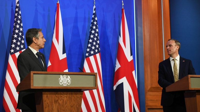 Госсекретарь США: Штаты поддерживают порядок ради всего мира, в том числе и китайцев