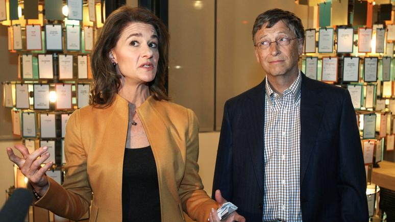 Independent: развод Гейтсов «шокировал» мир благотворительности и здравоохранения