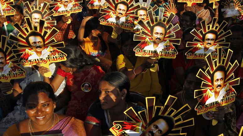 India Today: на выборах в индийском штате победил Сталин
