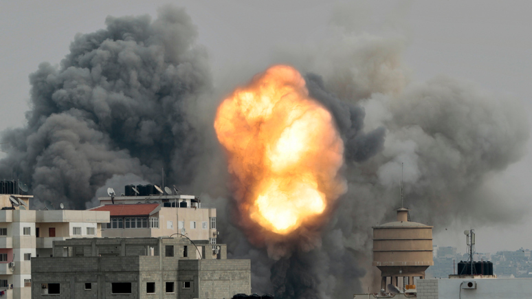 Times of Israel: Израиль нанёс авиаудар по военному объекту в Сирии — ИноТВ