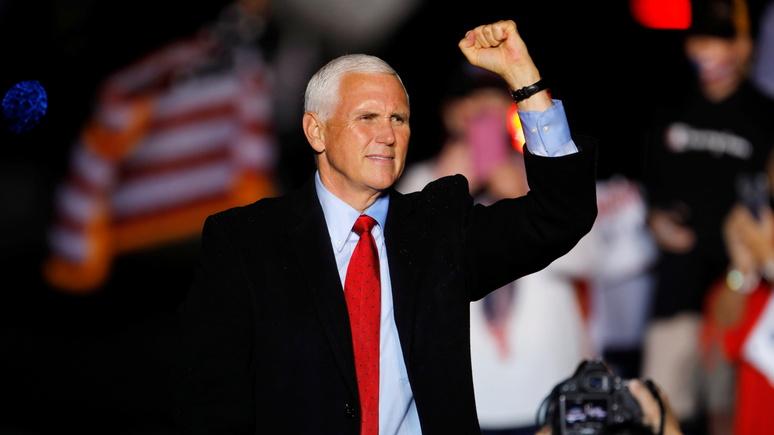 WT: «вернём себе Америку» — Майк Пенс призвал сограждан объединиться против «радикальной повестки» Байдена