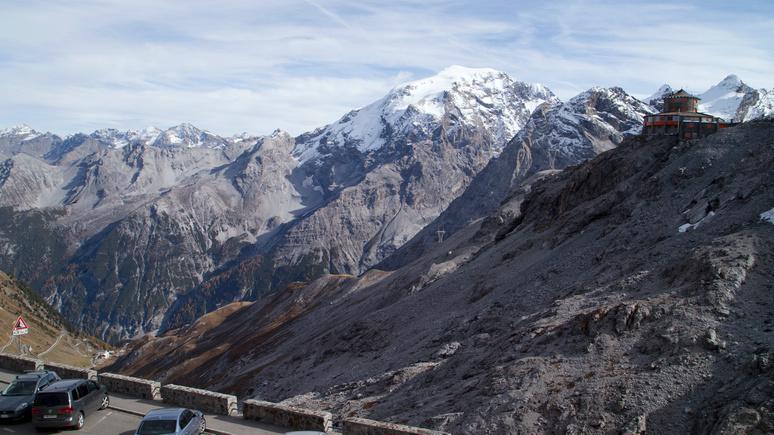 BFM TV: капсула времени в Альпах — таяние ледников помогло изучить казарму времён Первой мировой войны