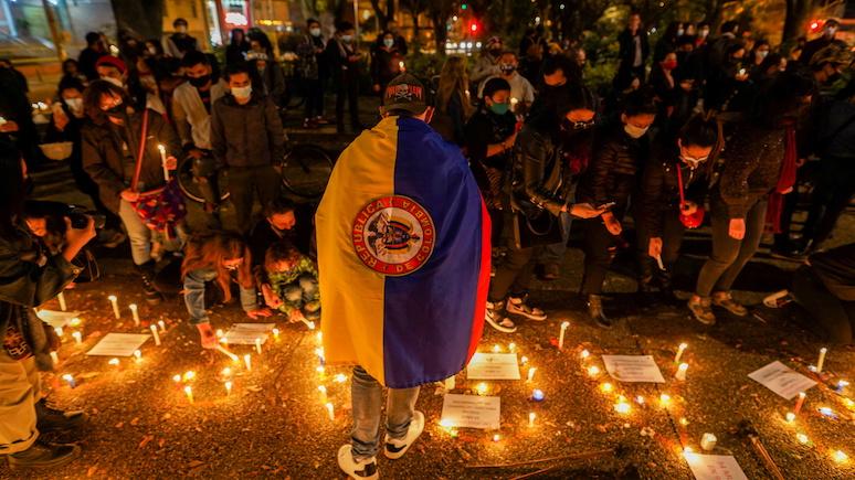 Guardian: «больше не могут этого выносить» — колумбийцы живут в страхе на фоне жестокого подавления протестов
