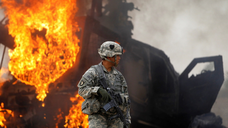 WSJ: после ухода из Афганиста США обратили взор на Центральную Азию