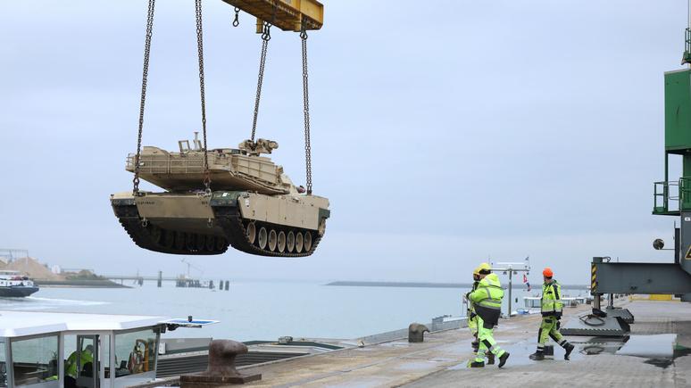 NI: США не готовы к большой войне — но продолжают инвестировать в решение внутренних проблем