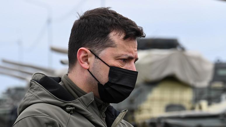 СТРАНА: Зеленский не ожидает нападения России на Украину