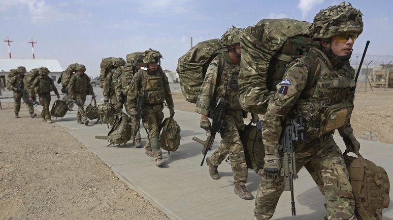 Guardian: цена войны — британцы и канадцы гибли в Афганистане гораздо чаще американцев