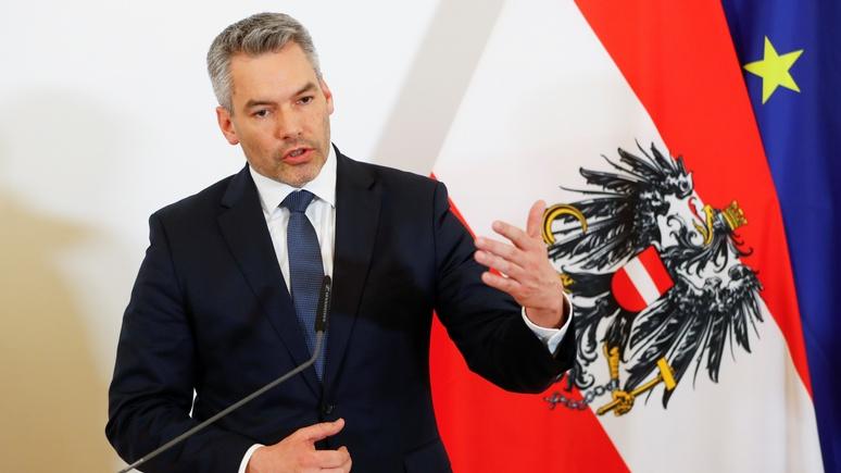 Welt: Австрия выступила против распределения беженцев между странами Евросоюза