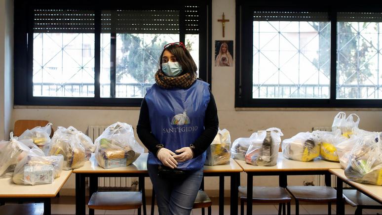 Le Figaro: коронакризис превратил миллион итальянцев в бедняков
