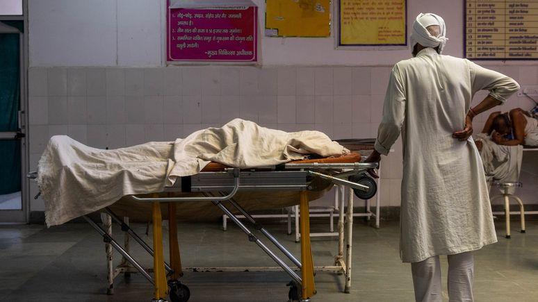 France 24: ВОЗ обнаружила индийский вариант коронавируса в 44 странах