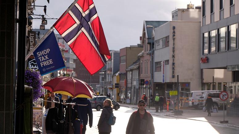 NRK: норвежцы запасаются йодом на случай ядерной угрозы