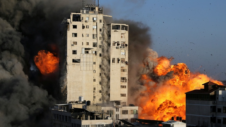 Independent: палестино-израильский конфликт стал первым серьёзным внешнеполитическим испытанием для президента Байдена