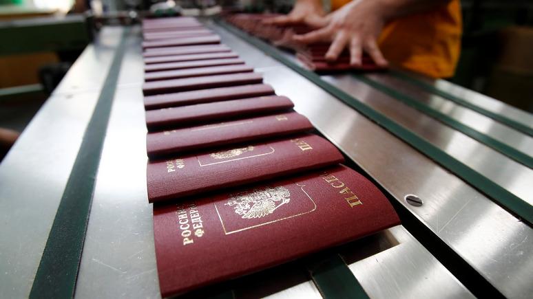 Вести: украинцев с российским паспортом будут лишать избирательного права
