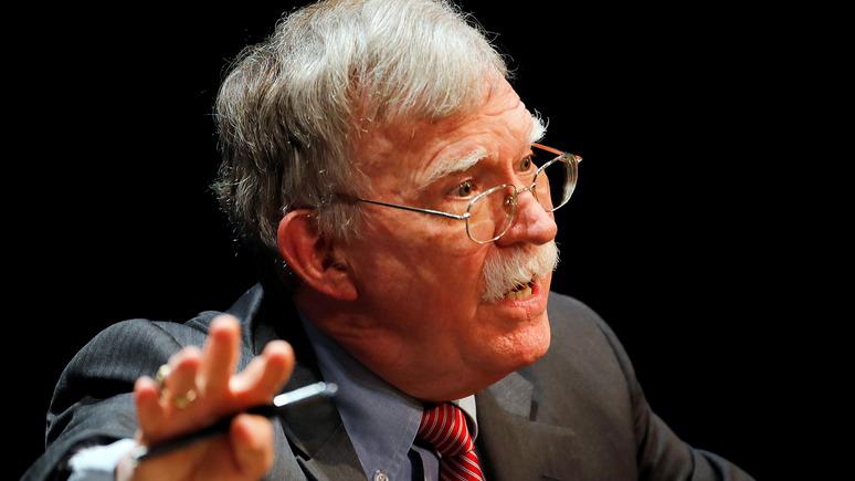 Убрать «серую зону» между НАТО и Россией: Болтон объяснил, как защитить интересы США в Восточной Европе