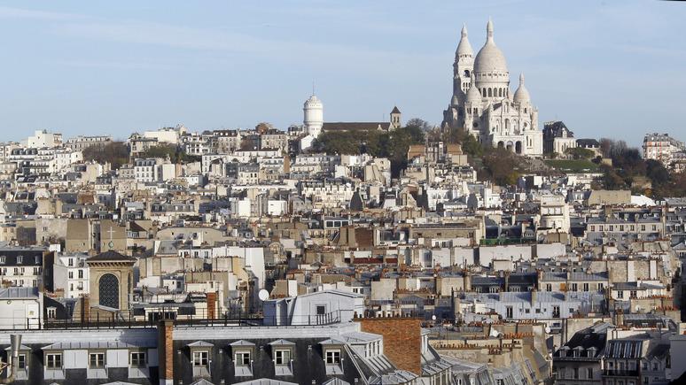 Le Figaro: «свалка под открытым небом» —  парижане из квартала Шато-Руж чувствуют себя жителями страны третьего мира