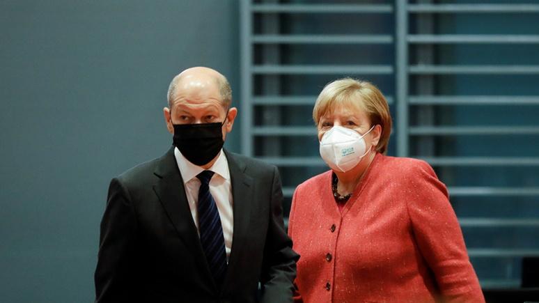 SZ: большинство немцев ждёт политических перемен и надеется на смену правительства