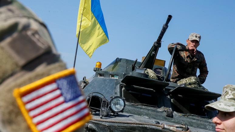 Washington Post: Киев зря надеется на помощь Запада в случае конфликта с Россией