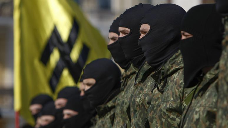 Vice News: война на окраине Европы превратила Украину в учебный полигон для ультраправых