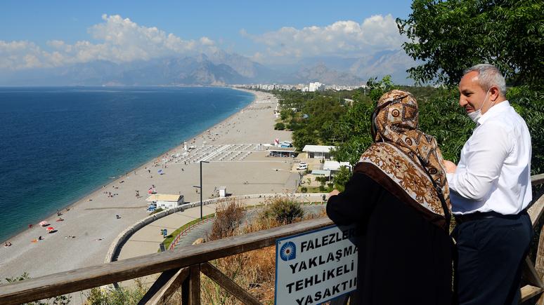 Daily Sabah: лето близко — Турция и Россия погрузились в «туристическую дипломатию» на фоне коронавируса