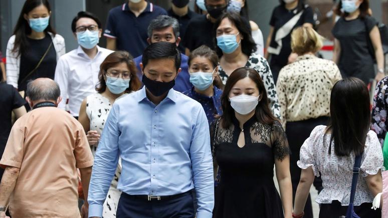 Insider: больше не «безопасное от коронавируса прибежище» — ВЭФ отменил встречу в Сингапуре