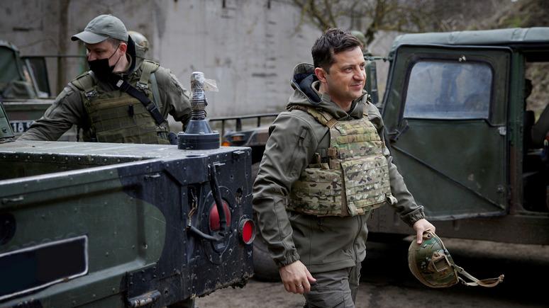 ПН: Зеленский увеличил расходы на безопасность и оборону Украины