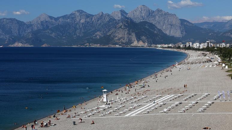 HDN: спасти летний сезон — Турция уговаривает европейские страны открыть двери и начать выпускать туристов на отдых