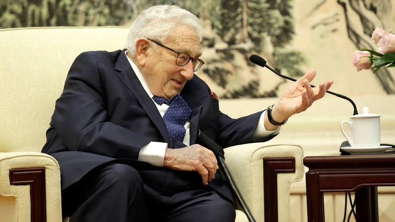 Киссинджер: в гипотетическом конфликте США и КНР победителей не будет