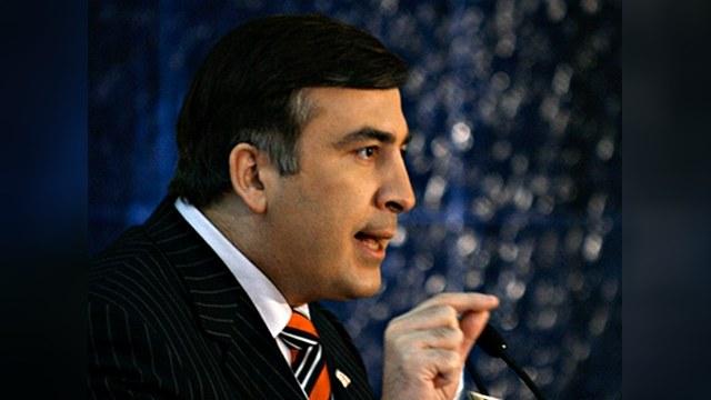 Президентство Путина не вызывает энтузиазма у Саакашвили