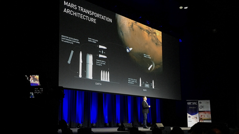 Independent: Илон Маск показал последний прототип корабля для полётов на Марс