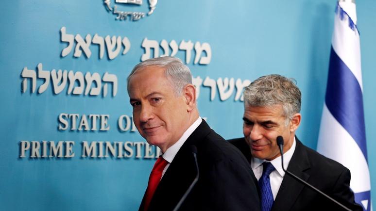Guardian: израильская оппозиция объединила усилия, чтобы сместить Нетаньяху