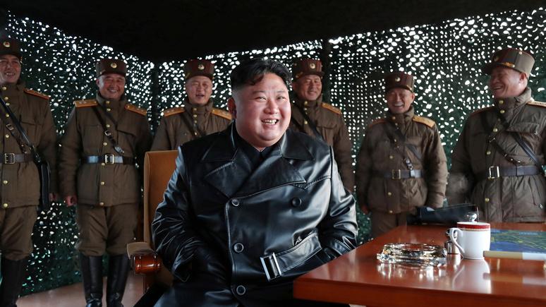 Der Spiegel: КНДР обвинила США в двойных стандартах из-за южнокорейской ракетной программы
