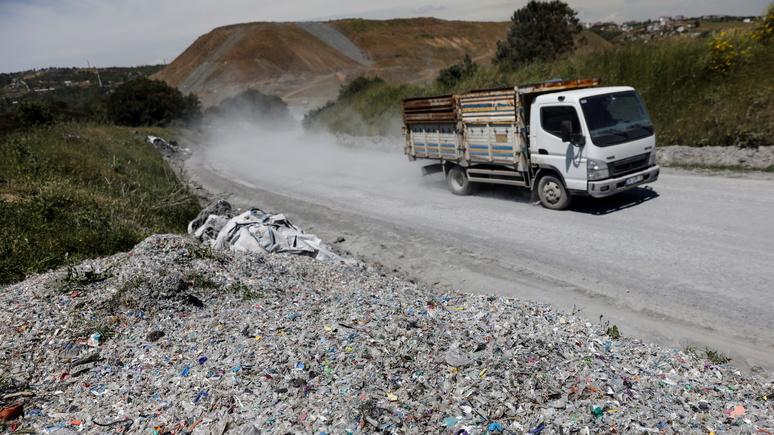 Bild: Турция откажется от «беспроигрышного бизнеса» по покупке пластикового мусора из Германии