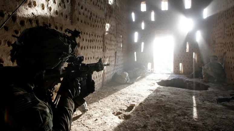 N-TV: пока США и НАТО выводят войска, «Талибан» отвоёвывает всё новые районы