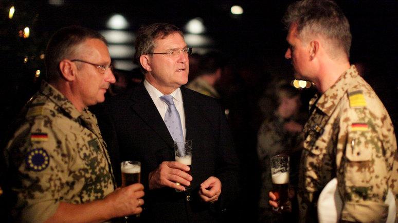 Der Spiegel: бундесверу предстоит вывозить из Афганистана не только военную технику, но и пиво