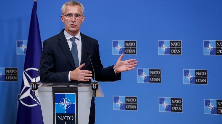 Столтенберг: в отношениях с Россией НАТО исповедует двойственный подход — сдерживание и диалог