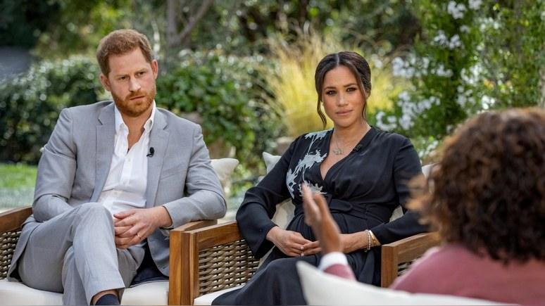 «Иронично» — обозревателя Daily Mail озадачило решение принца Гарри и Меган Маркл назвать дочь в честь королевы