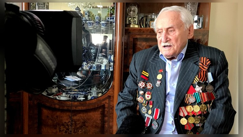 Das Erste: последний советский солдат-освободитель Освенцима скончался в Мюнхене
