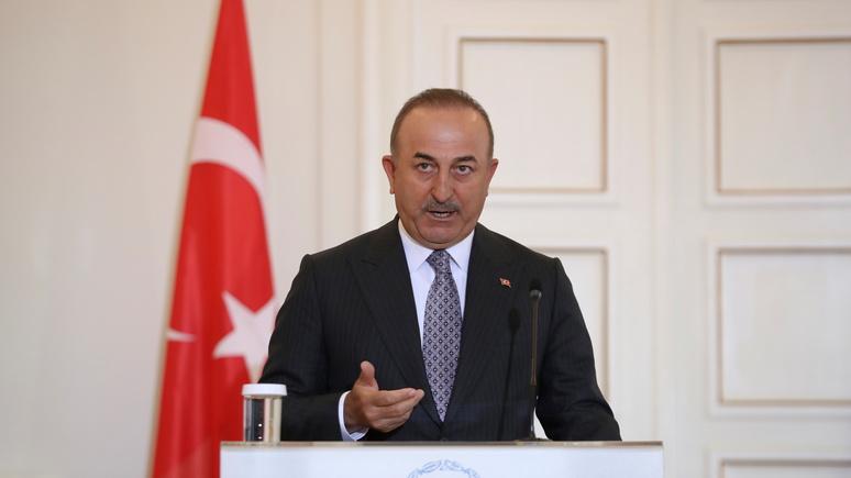 Глава МИД Турции: российские С-400 в Турции не представляют опасности для НАТО