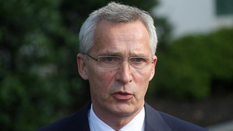 Столтенберг: сильное НАТО нужно как Европе, так и США