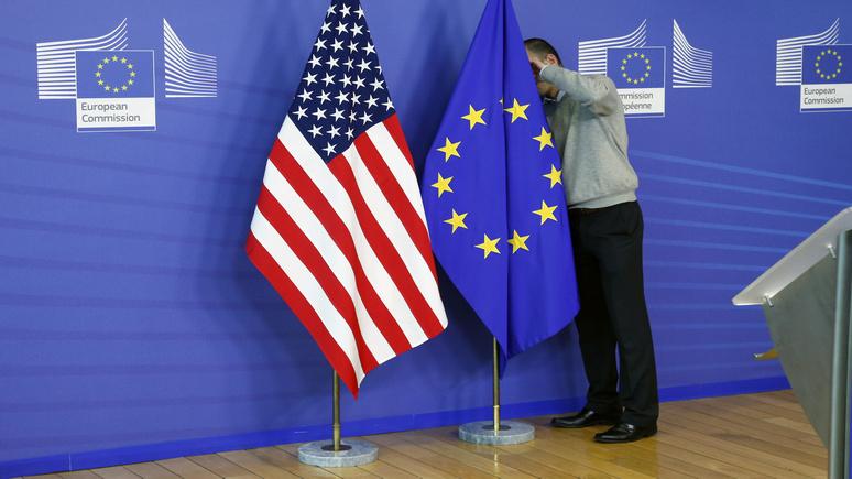 Bloomberg: США и ЕС собрались заключить торговый мир
