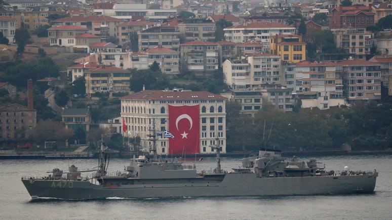 Daily Sabah: социологи подтвердили — турки больше не доверяют НАТО