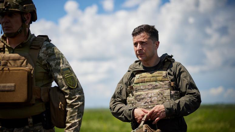 ПН: Зеленский надеется, что саммит НАТО поможет «сдержать российскую агрессию»