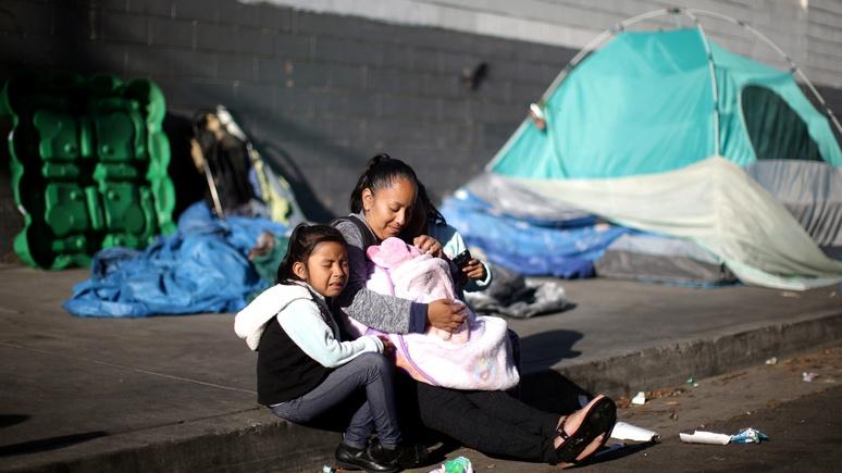 Newsweek: в США придумали, как побороть нищету — забрать деньги у Пентагона