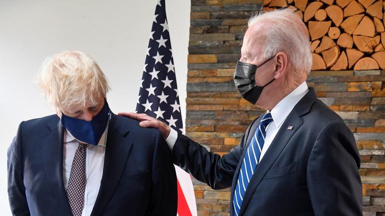 Das Erste: не «свежий ветер», а «суровый бриз» — саммит G7 испытает Джонсона на прочность