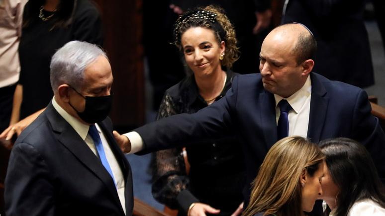 France Info: парламент Израиля лишил Нетаньяху поста премьер-министра