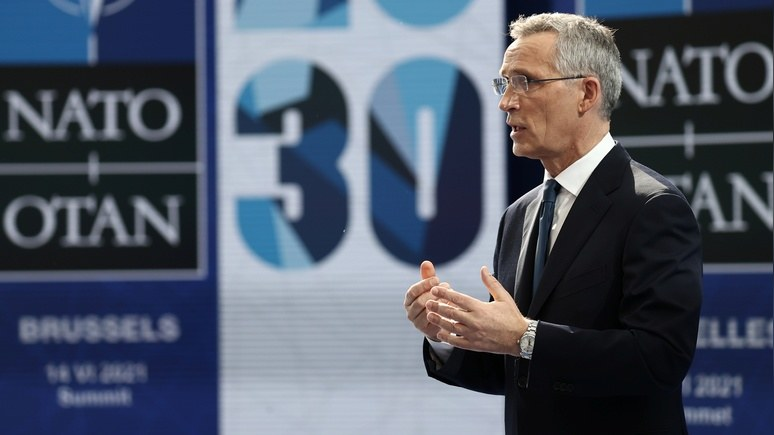 Столтенберг: «Если ситуация будет подходящей, я встречусь с президентом Владимиром Путиным»