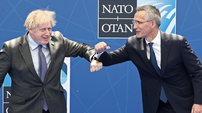Daily Mail: Джонсон призвал НАТО противостоять Китаю, поглядывать за Россией и не доводить до новой холодной войны